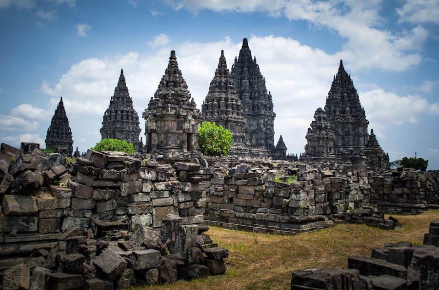 Prambanan Temple, Yogyakarta, Indonesia