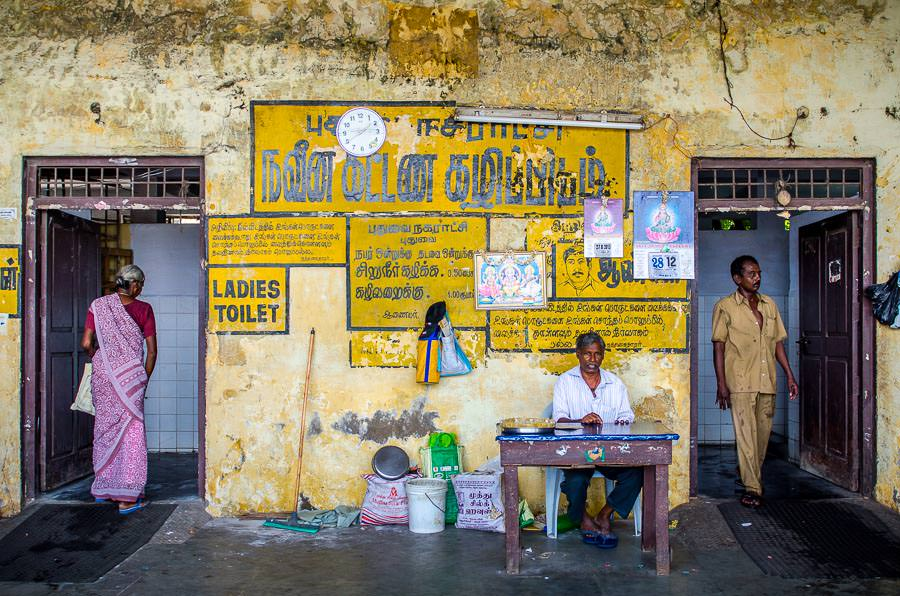 Image Of The Day: The Price Of Relief, Three Rupees